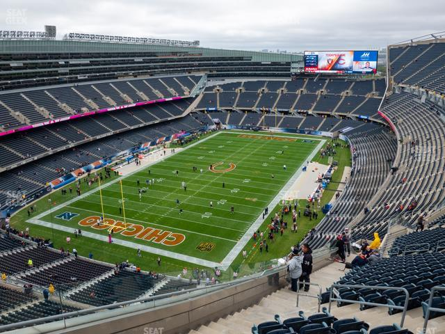 Soldier Field Section 447 view