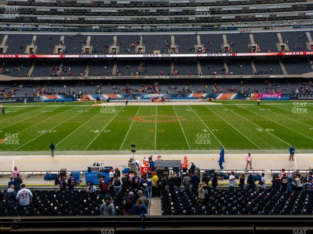 Soldier Field Section 237 view