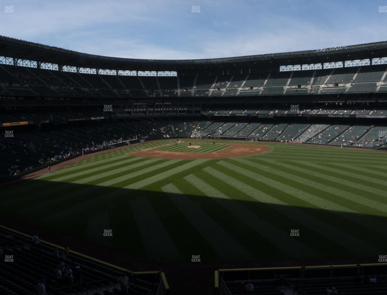 Seattle Mariners at T-Mobile Park Section 195 View