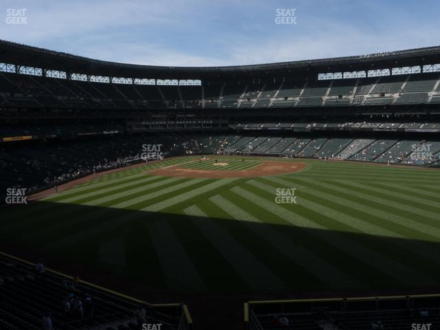 T-Mobile Park Section 195 view