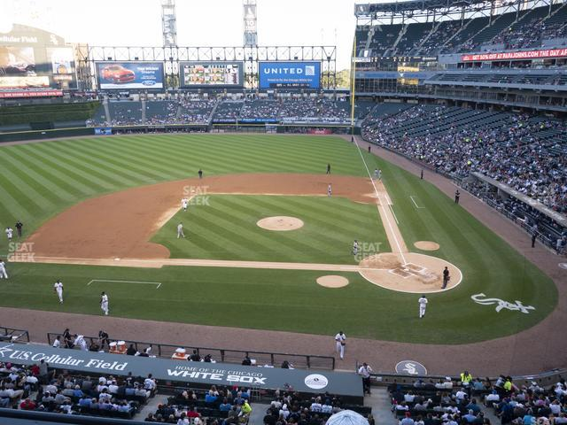 Guaranteed Rate Field Section 336 view