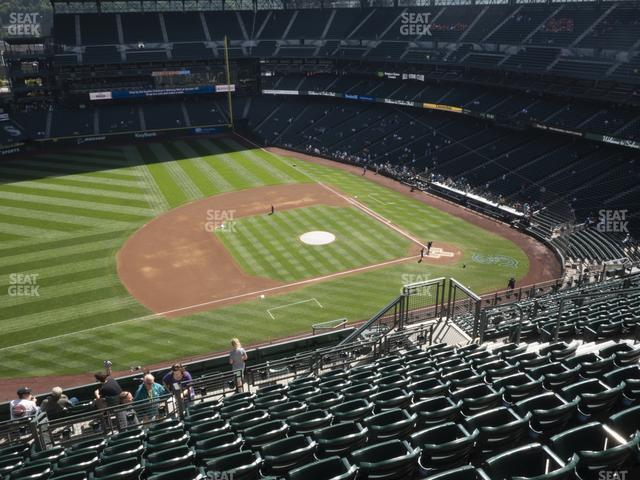 T-Mobile Park Section 340 view
