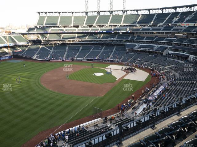 Citi Field Section 427 view