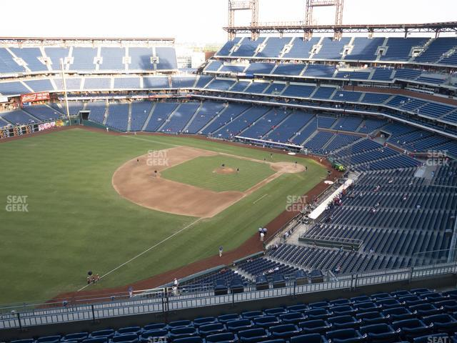 Citizens Bank Park Section 432 view