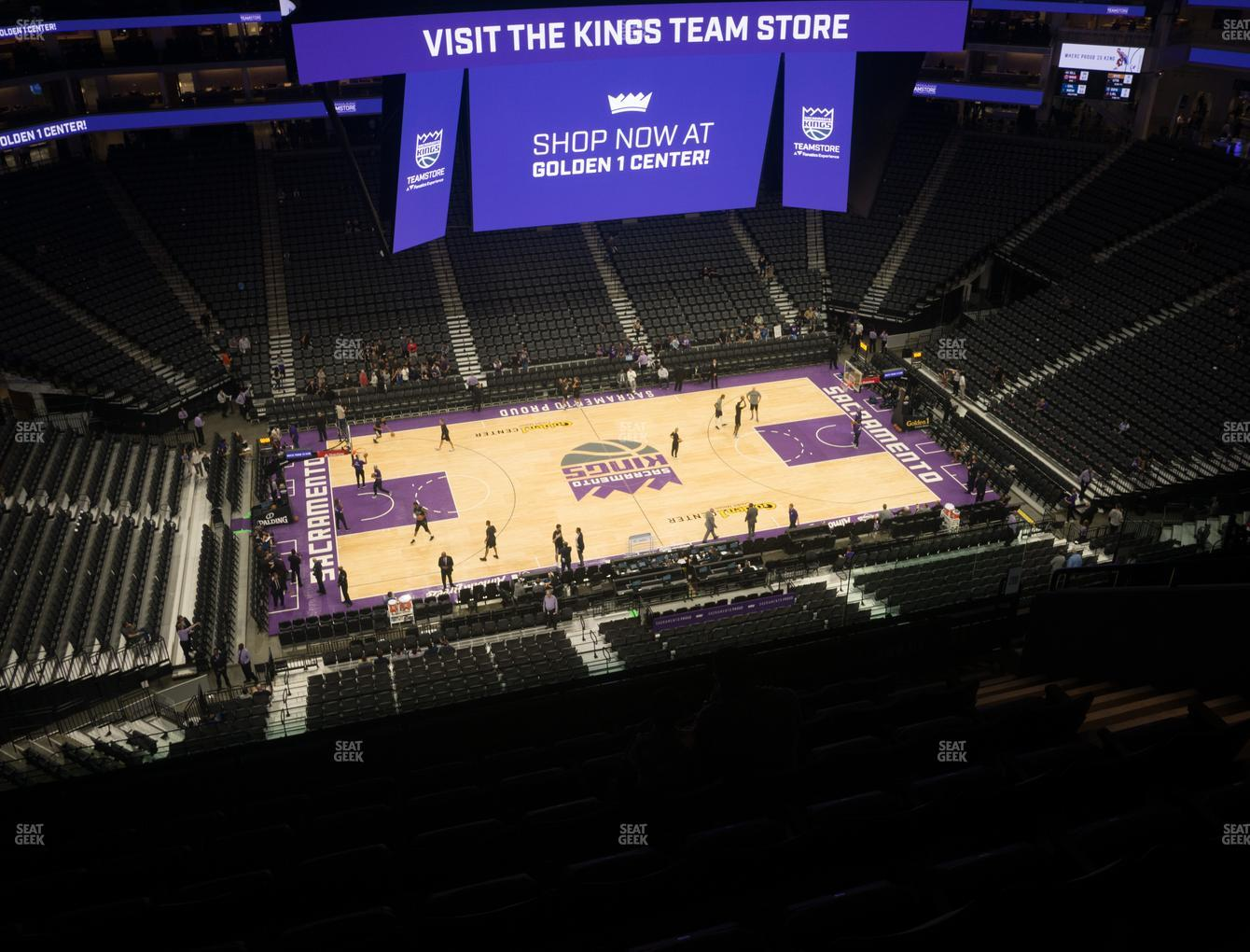 quality design 2e7ae 94e1f Golden 1 Center Section 206 Seat Views | SeatGeek