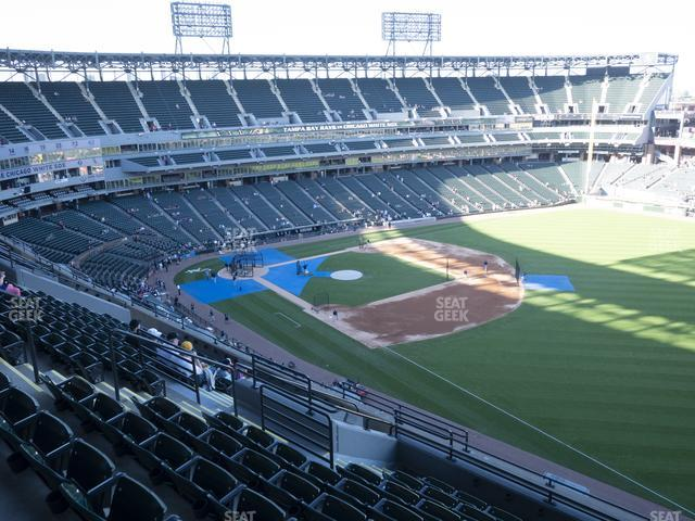 Guaranteed Rate Field Section 514 view