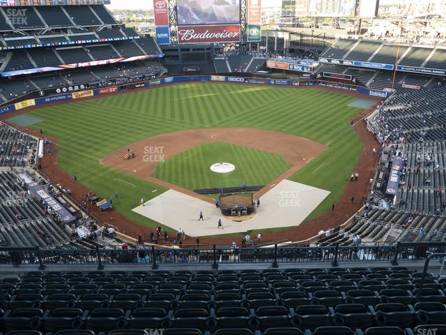 Citi Field Section 515 view
