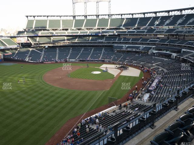 Citi Field Section 428 view