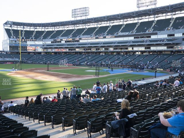 Guaranteed Rate Field Section 146 view