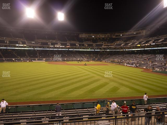 PNC Park Section 237 view