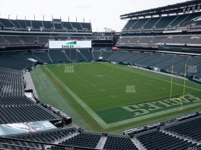 Lincoln Financial Field Northeast Terrace 3 view