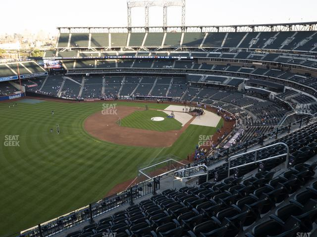 Citi Field Section 528 view