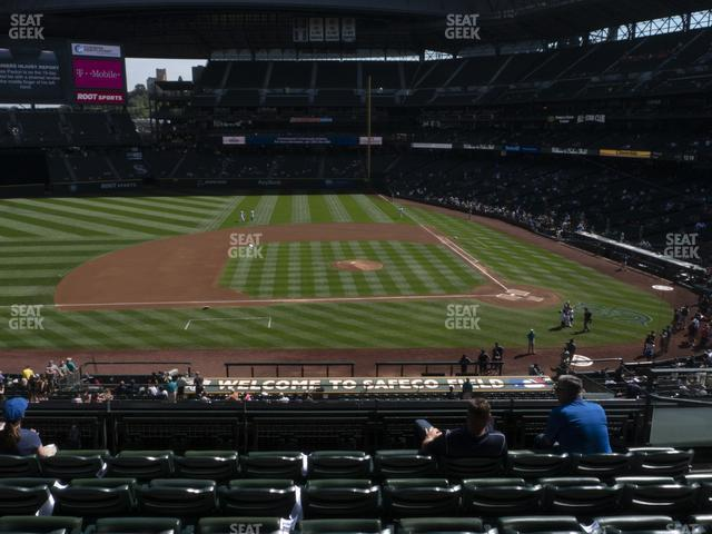 T-Mobile Park Section 237 view