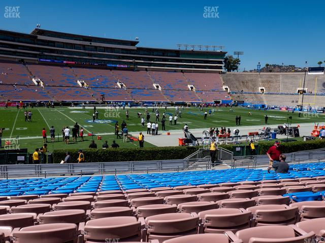 The Rose Bowl Lower 2 H view