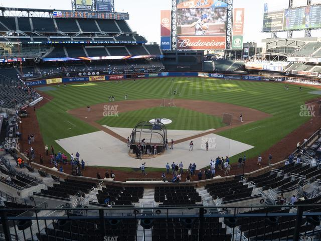 Citi Field Section 318 view
