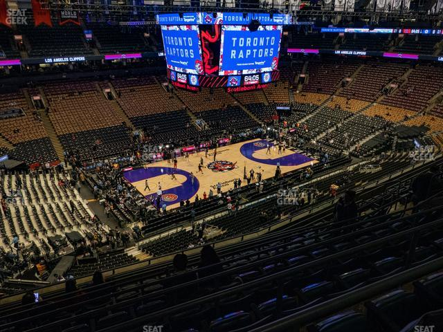 Scotiabank Arena Section 311 view