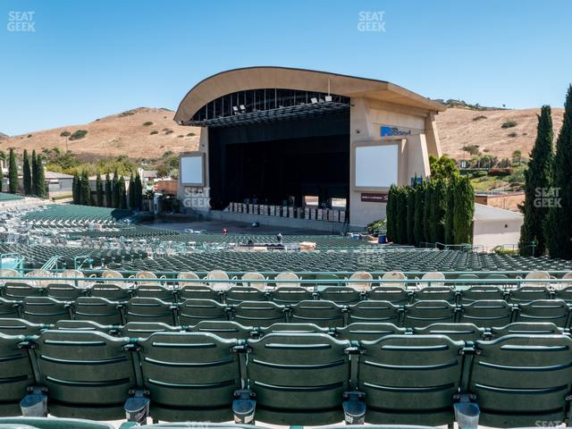 North Island Credit Union Amphitheatre Upper 301 view