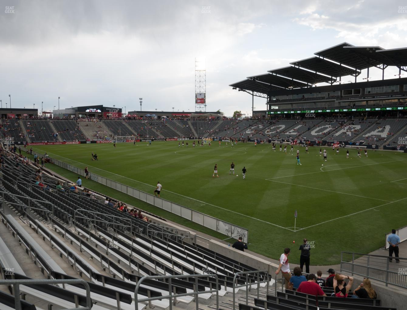 size 40 a1f8c 7d11e Dick's Sporting Goods Park Section 100 Seat Views | SeatGeek