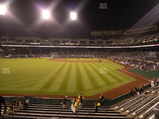 PNC Park Section 235 view