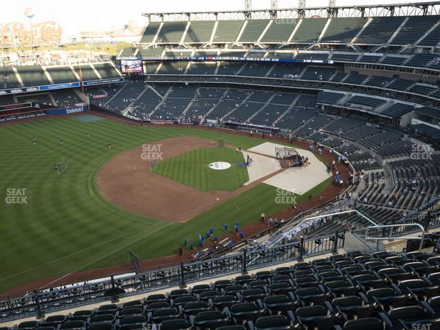 Citi Field Section 525 view