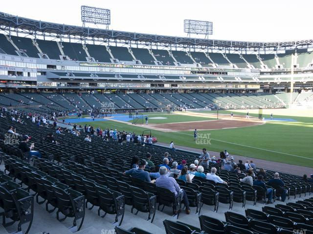 Guaranteed Rate Field Section 115 view