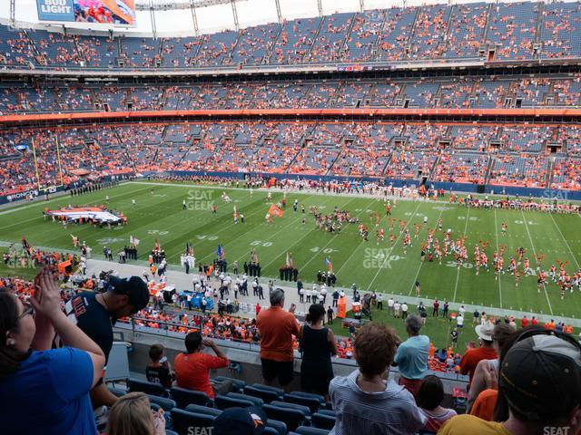Empower FIeld at Mile High Section 306 view