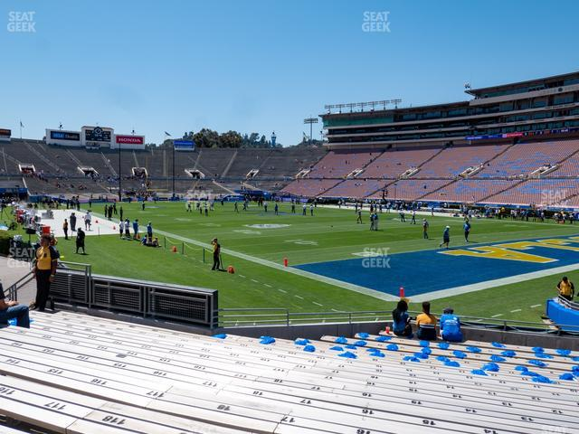 The Rose Bowl Lower 8 H view