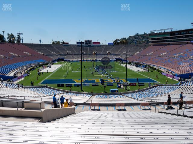The Rose Bowl Upper 11 H view