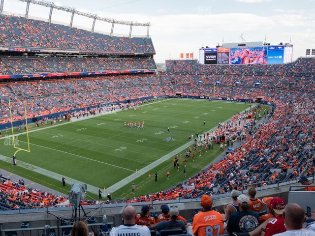Empower FIeld at Mile High Section 318 view