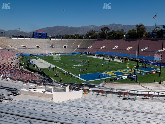 The Rose Bowl Upper 23 H view