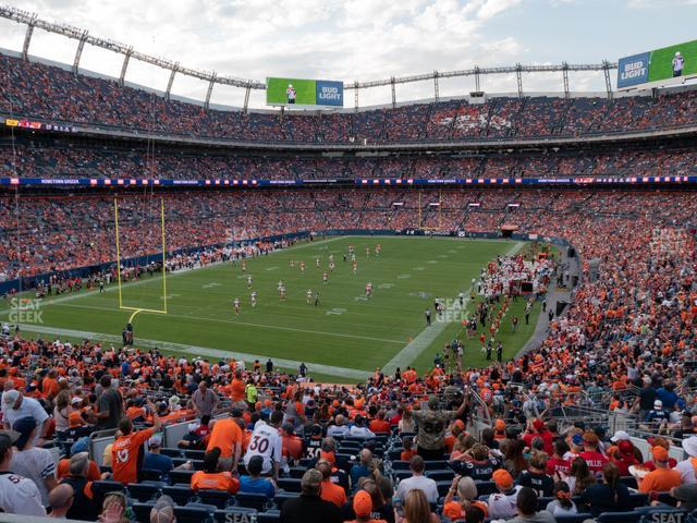 Empower FIeld at Mile High Section 229 view