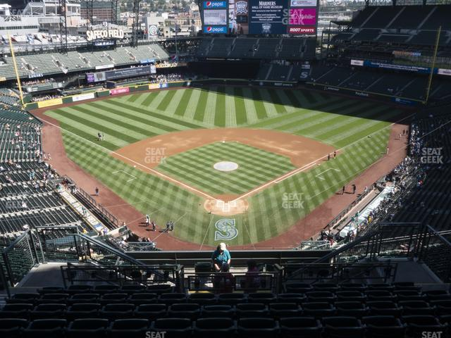 T-Mobile Park Section 330 view
