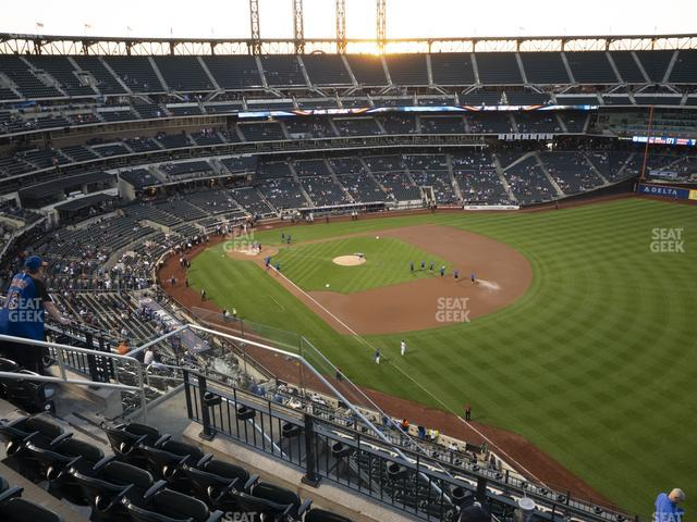 Citi Field Section 501 view