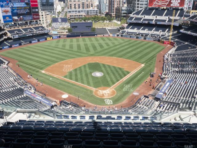 Petco Park Section 302 view