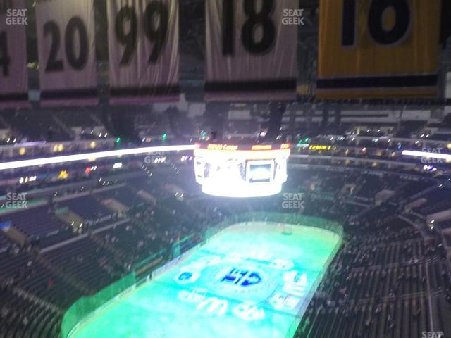 Staples Center Section 324 view