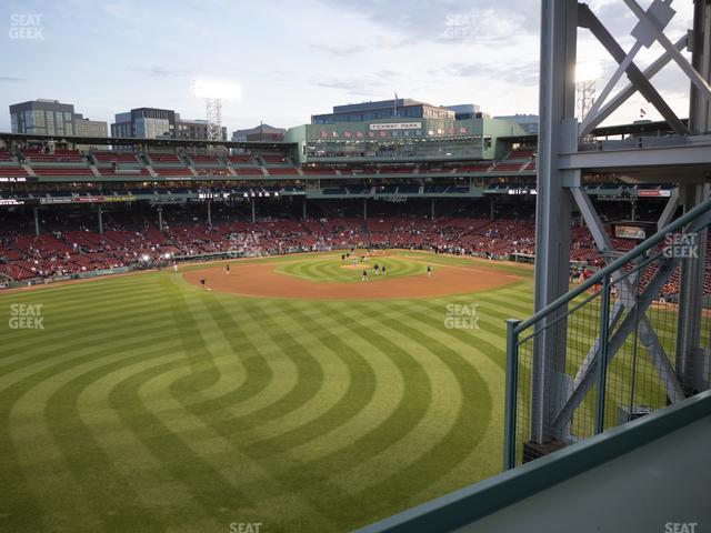 Fenway Park Green Monster 10 view