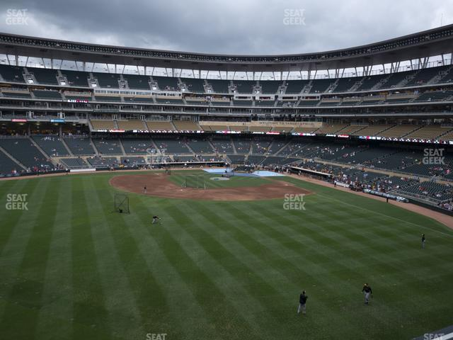 Target Field Section 232 view