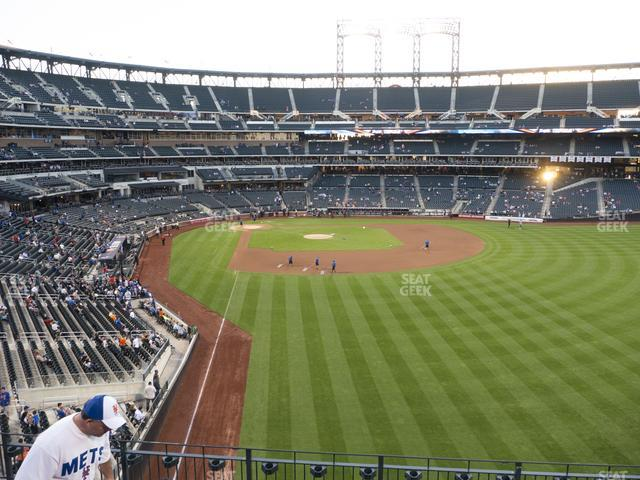 Citi Field Section 304 view