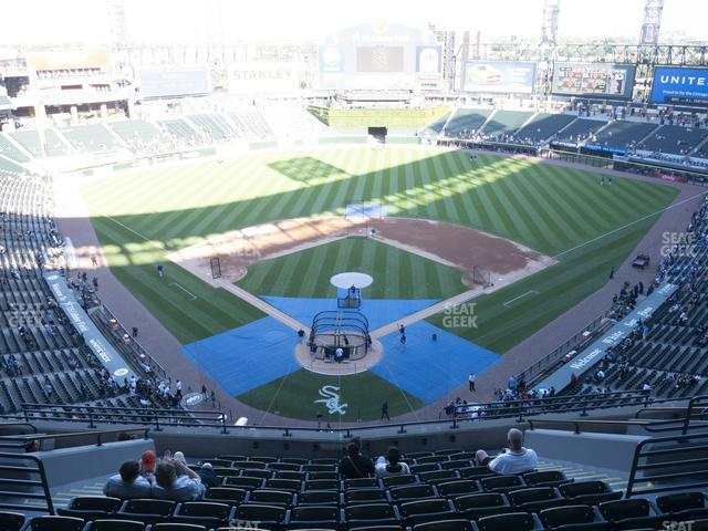 Guaranteed Rate Field Section 531 view