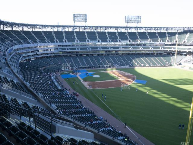Guaranteed Rate Field Section 509 view