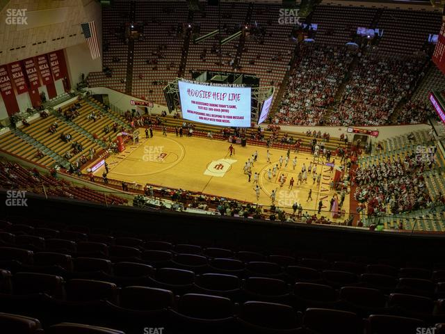 Assembly Hall - IN Section CC view