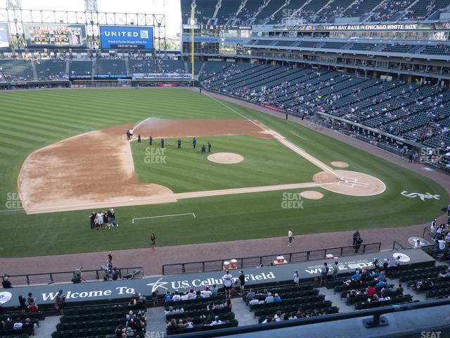 Guaranteed Rate Field Section 340 view