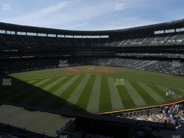 T-Mobile Park Section 190 view