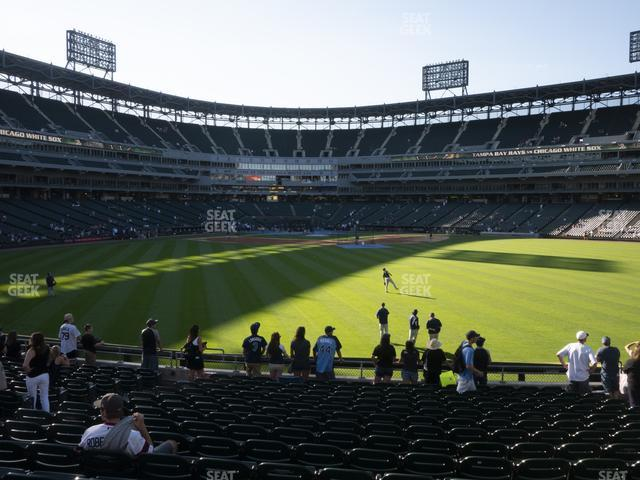 Guaranteed Rate Field Section 101 view