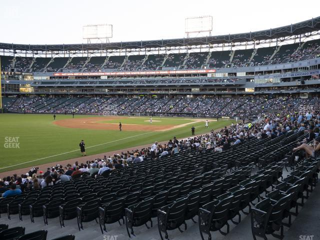 Guaranteed Rate Field Section 151 view