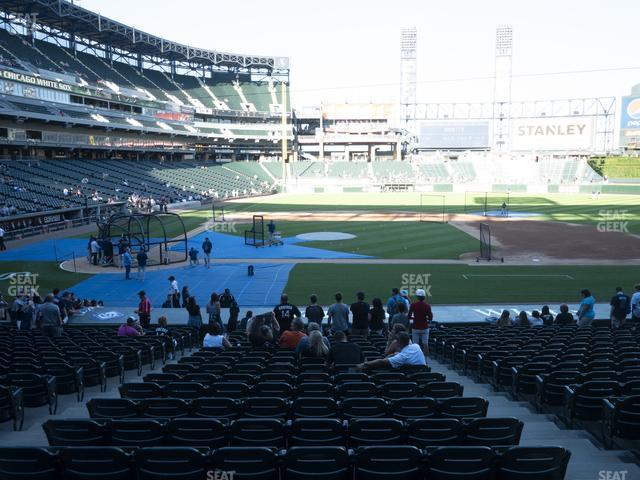 Guaranteed Rate Field Section 126 view