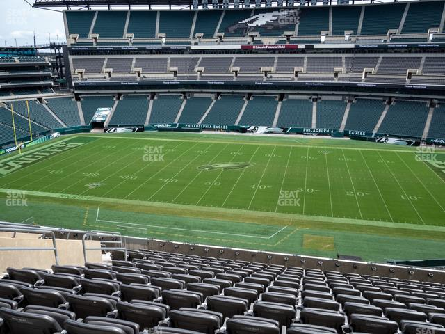 Lincoln Financial Field Section C 2 view