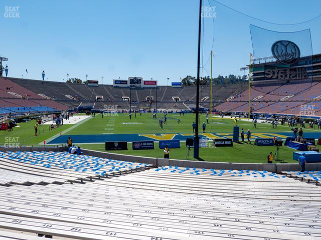 The Rose Bowl Lower 10 H view