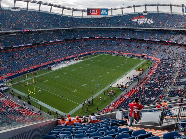 Empower FIeld at Mile High Section 542 view