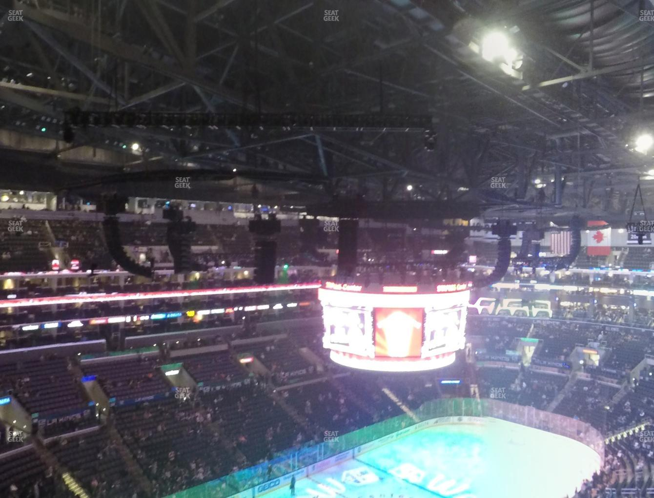 Los Angeles Kings at Staples Center Section 305 View